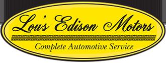 Fords auto repair 08863 | Lou's Edison Motors (732)738-9797 | Oil Change in Fords NJ